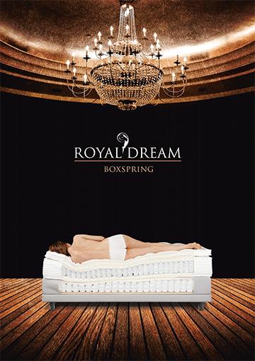 ROYAL DREAM Boxspring