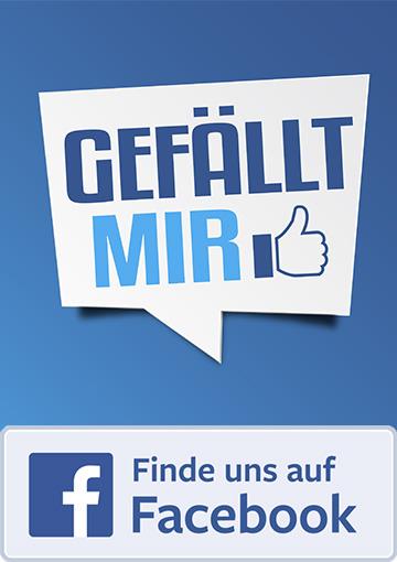 Besuchen Sie auch unsere Facebook-Seite - Betten Carls Schortens